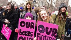 Διαδηλώσεις πολέμιων και υποστηρικτών του δικαιώματος στην άμβλωση στις