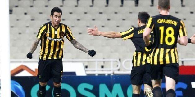 Με την υπογραφή του Αραούχο, 6-0 η ΑΕΚ τον