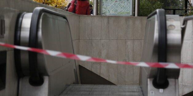 Κλειστοί το Σαββατοκύριακο οι σταθμοί του μετρό «Πανεπιστήμιο», «Αγ. Ιωάννης» και «Αγ. Μαρίνα» λόγω