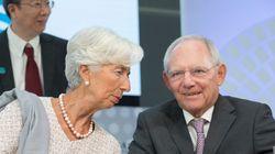 Γερμανικό ΥΠΟΙΚ: Η Λαγκάρντ επιβεβαίωσε ότι το ΔΝΤ παραμένει πλήρως εμπλεκόμενο στο ελληνικό
