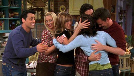 Qué ha hecho bien 'Friends' para llevar funcionando como el primer