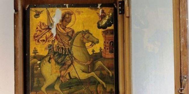 Επιχείρηση «Πανδώρα»: Κατασχέθηκαν 3.561 έργα τέχνης, ανάμεσα τους σπάνια μεταβυζαντινή
