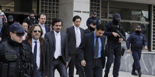 Ελεύθεροι οι 8 Τούρκοι στρατιωτικοί. Δεν θα εκδοθούν στην