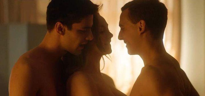 Escena de sexo en 'Élite' (Netflix).