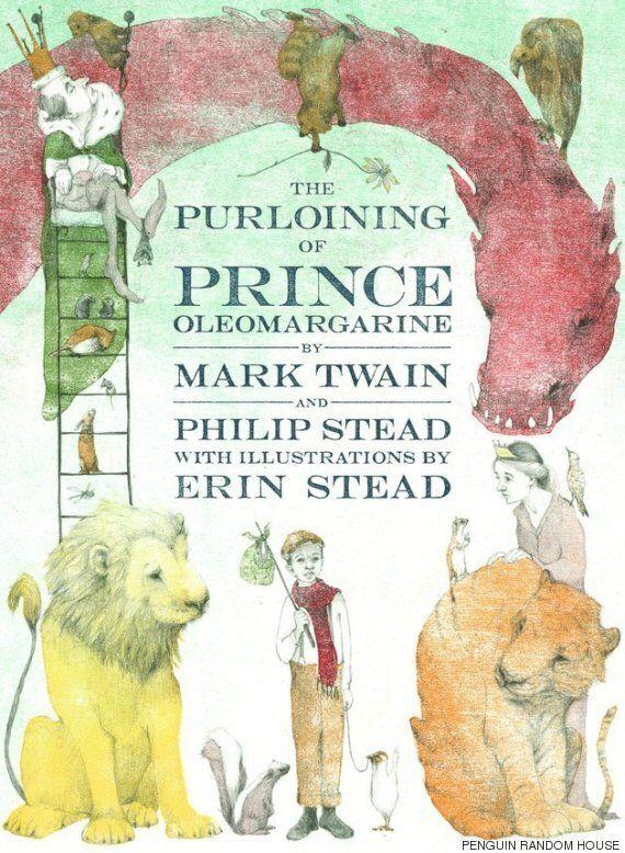 Ένα νέο, ανέκδοτο παραμύθι που είχε γράψει ο Mark Twain για τις κόρες του έρχεται στα