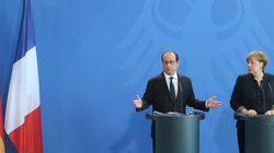 Συνάντηση Ολάντ-Μέρκελ: Έκκληση για ευρωπαϊκή ενότητα απέναντι στα προβλήματα. Τι είπαν για