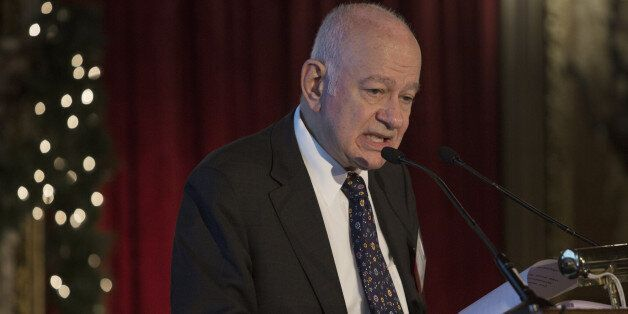 Dimitri Papadimitriou, minister of economy and development for Hellenic Republic, speaks at the 18th...