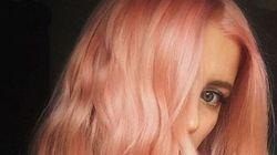 Ξεχάστε το ροζ χρυσό: Το «blorange» είναι η νέα απόχρωση μαλλιών που αξίζει να