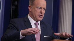 Ο νέος εκπρόσωπος Τύπου του Λευκού Οίκου είπε το πιο προφανές ψέμα που θα μπορούσε να