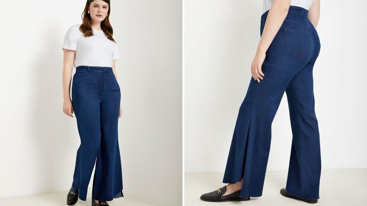 Flare jeans are back ... and better than ever.