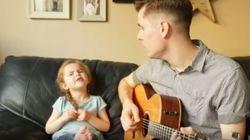 Μπαμπάς και κόρη τραγουδούν το «Εγώ κι Εσύ Μαζί» και συγκινούν το