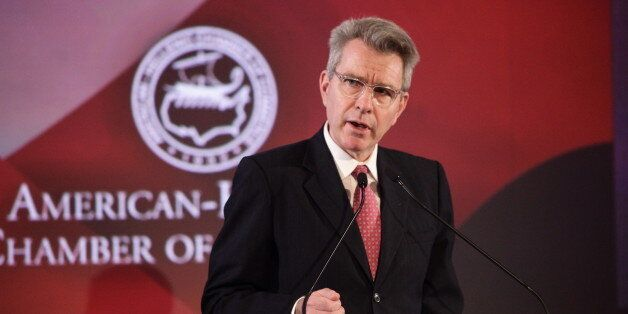 Σημαντικά περιθώρια ανάπτυξης βλέπει για την Ελλάδα ο πρέσβης των ΗΠΑ Τζέφρυ