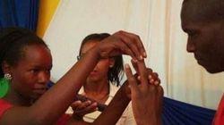 Ζευγάρι από την Κένυα παντρεύτηκε, ξοδεύοντας μόνο ένα
