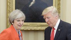 Μέι: Ο Τραμπ θα στηρίξει το ΝΑΤΟ 100%. Τραμπ: Θαυμάσιο το