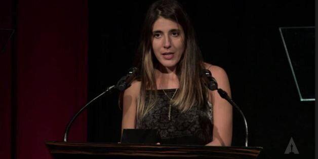 Δάφνη Ματζιαράκη: Ποια είναι η άγνωστη Ελληνίδα υποψήφια για