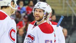 Le Canadien échange David Desharnais aux Oilers
