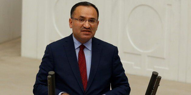 general assembly started debate over a landmark bill to change the countrys constitution. (Photo by Murat...