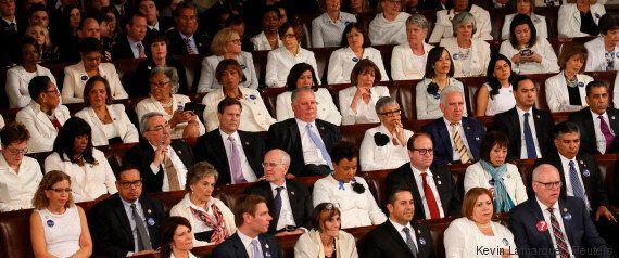 Donald Trump devant le Congrès: les points à retenir