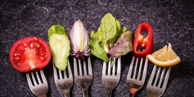 Vegetables on