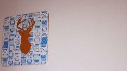 Το ελάφι ή τι μπορείς να κάνεις με χαρτί