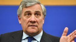 Ο νέος πρόεδρος του Ευρωκοινοβουλίου, Αντόνιο Ταγιάνι, αποκαλεί τα Σκόπια