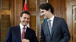 Οι ηγέτες του Μεξικό και του Καναδά αποφασίζουν στενότερη συνεργασία εν μέσω των απειλών Τραμπ για τη