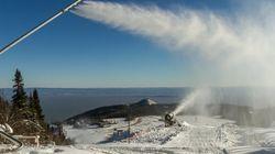 Saison de ski au Québec: un redoux qui fait