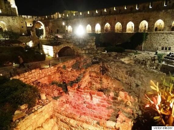Από την Ιερουσαλήμ στη Γάζα και τη Σντερότ, τον Δεκέμβρη του