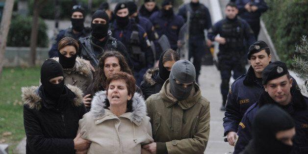 Απειλές Ρούπα κατά αστυνομικών μέσα στο δικαστήριο. «Αν ήμουν μόνη μου θα τους εξηγούσα το