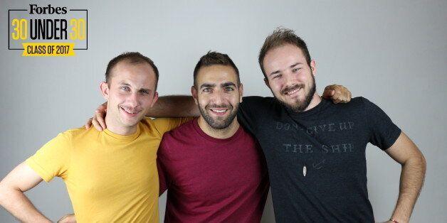 Τέσσερις Έλληνες στην λίστα του Forbes 30 Under