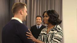 Η Michelle Obama κάνει έκπληξη σε θαυμαστές της και μας υπενθυμίζει γιατί την αγαπάμε τόσο