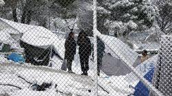 Μεταφορά 130 προσφύγων από τον καταυλισμό της Μόριας σε