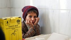 UNICEF: Τουλάχιστον 1.400 παιδιά νεκρά στην Υεμένη τον Μάρτιο του