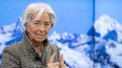 Λαγκάρντ: Tο ΔΝΤ θα λάβει υπόψη του τις