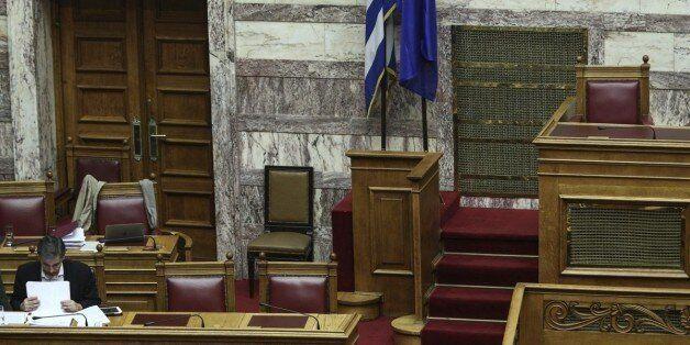 Βουλή: Στις 23 Ιανουαρίου η παράδοση του πορίσματος της Εξεταστικής για την χρηματοδότηση κομμάτων και