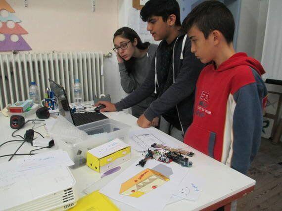 b-x@πι: Η νέα μαθητική start-up του 1ου Γυμνασίου