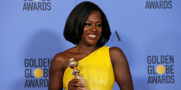 Viola Davis holds the award for Best Performance by an Actress in a Supporting Role in any Motion Picture...