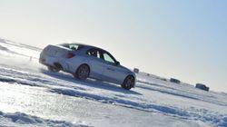 La conduite hivernale, façon