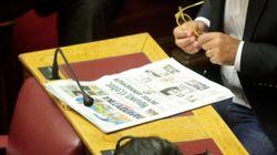 Ζαχαριάδης: Απαράδεκτο να εμπλέκονται μέλη της οικογένειας στην πολιτική