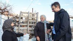 Μητσοτάκης: Η Ελλάδα επιδιώκει σχέσεις καλής γειτονίας με την Τουρκία στο πλαίσιο του διεθνούς