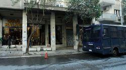 Είχαν προαναγγείλει το χτύπημα στα γραφεία του ΠΑΣΟΚ. Τι αναφέρει η μόνη αυτόπτης μάρτυρας της