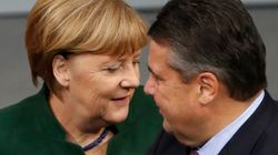 Bild: Υποψήφιος για την καγκελαρία και αντίπαλος της Μέρκελ στις γερμανικές εκλογές ο Ζίγκμαρ