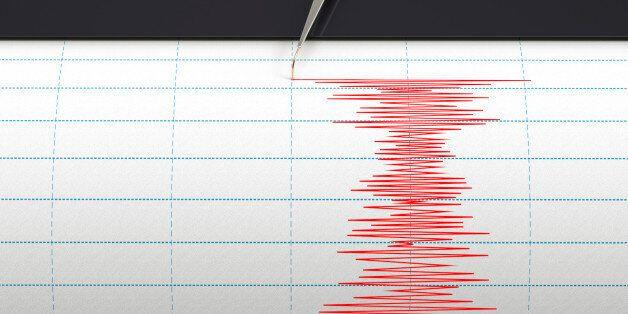 Σεισμική δόνηση μεγέθους 4,5 βαθμών με επίκεντρο τη θαλάσσια περιοχή Ρίου και
