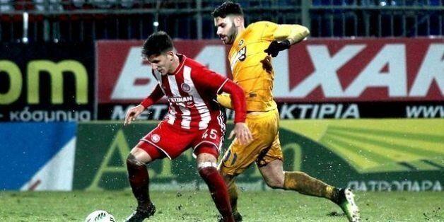 Ιταλική υπόθεση το 0-0 ανάμεσα σε Αστέρα και Ολυμπιακό στην