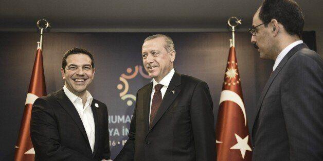 Τηλεφωνική επικοινωνία Τσίπρα - Ερντογάν για το