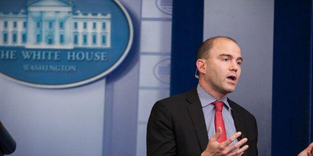 Ben Rhodes, Assistant to President Barack Obama and Deputy National Security Advisor for Strategic Communications...