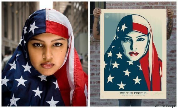 Ο δημιουργός του ιστορικού πορτρέτου του Ομπάμα, «HOPE», παρουσιάζει τα νέα σύμβολα ελπίδας της