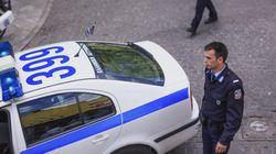 Τρομοκρατία: Η κινηματογραφική σύλληψη του ποινικού που κυκλοφορούσε ζωσμένος με