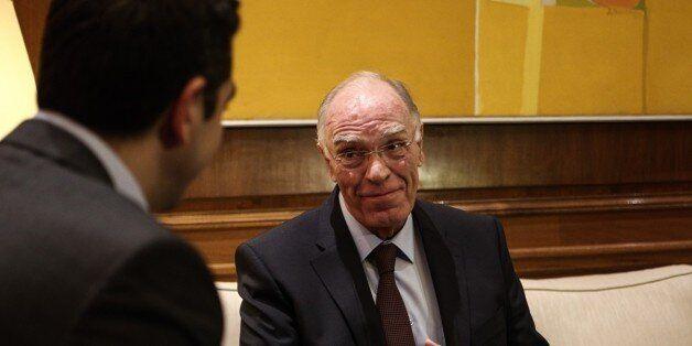 Απαισιόδοξος για την επίλυση του Κυπριακού δήλωσε ο Βασίλης Λεβέντης μετά τη συνάντηση με τον