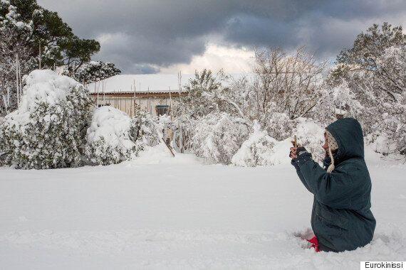 Σφοδρή κακοκαιρία σε Σκόπελο και Αλόννησο - Συνεχείς οι διακοπές